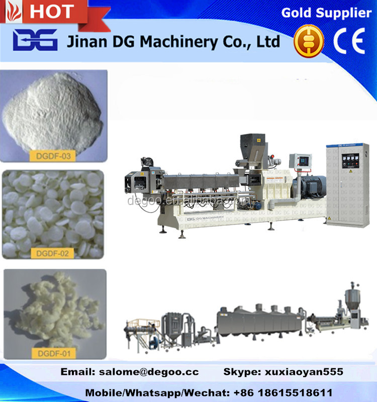 Automatic modified corn starch plant manufacturers