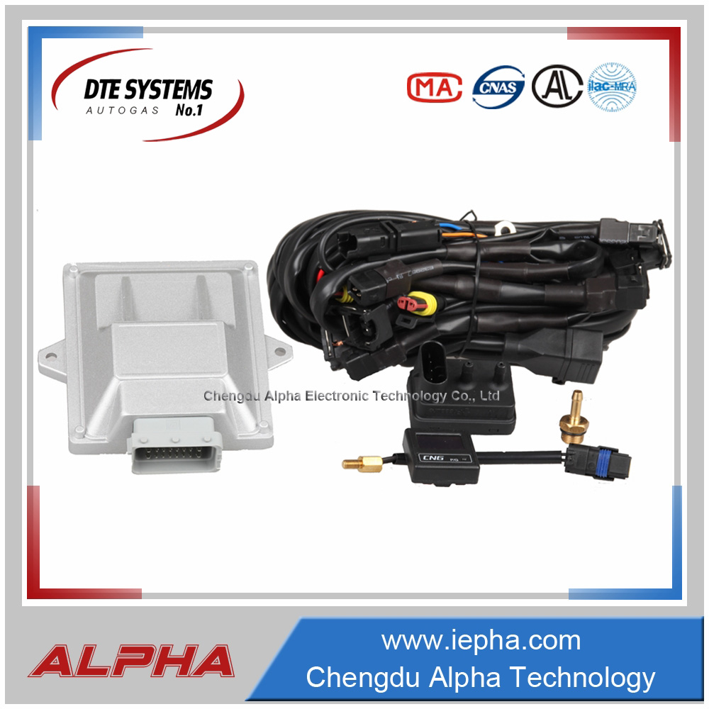 [Alpha]06 ECU CNG/LPG conversion kits 4 cyl/Gas car ECU D06 MINI
