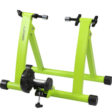 Home fitness <span class=keywords><strong>fiets</strong></span> <span class=keywords><strong>trainer</strong></span> met as spies en riser blok