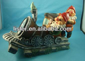 Funny Solar Garden Gnomes,Gnome Figures For Garden Decoration