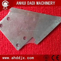 China factory supply the Special razor blade ,shape and varied