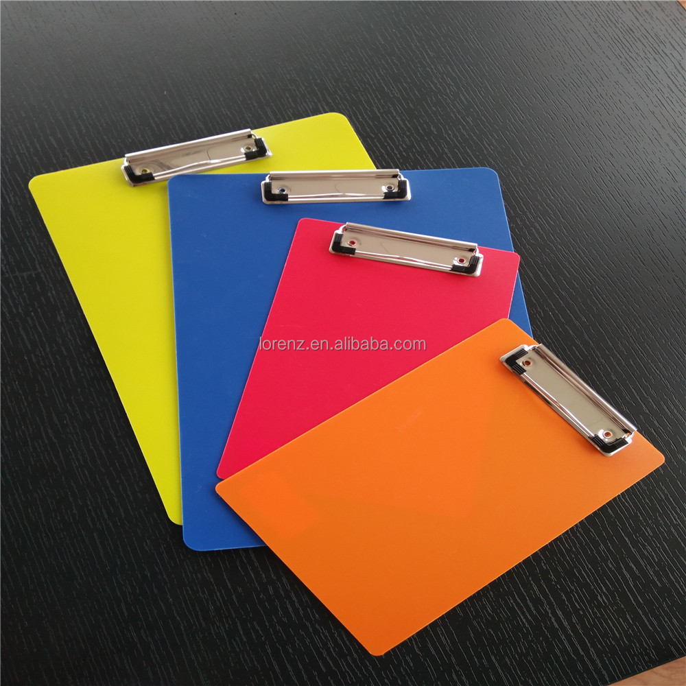 Professional car accessories exporter view clip board