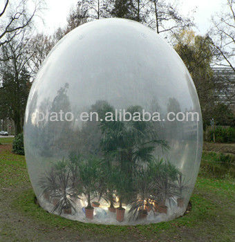 Portable PVC Inflatable Greenhouse, Inflatable Outdoor Greenhouse for sale