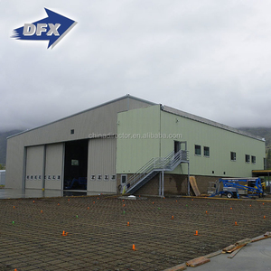 Prefab Steel Structure Airplane Awning Hangar Construction For Sale Pictures
