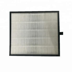 GOOD price of Heat resistant Separator Air HEPA filter for sale