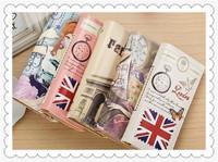 Women's Wallets Cute Lady Purse Fashion Design Clutch Wallet Pu Leather Female Card Holder Vintage Bag For Women