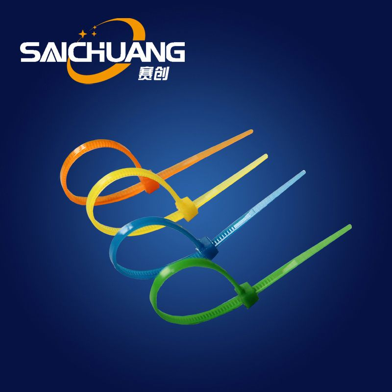 Plastic nylon zip cable tie belt cable ties self locking nylon 66 free sample offered cable ties cable ties nylon