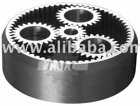 Earthmoving Machinery Gears
