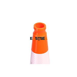 Factory Supply Popular Rubber Traffic Cones Safety Traffic
