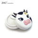 CC36240-1 Cute cow shape lipgloss container priavate label animal shape lip gloss
