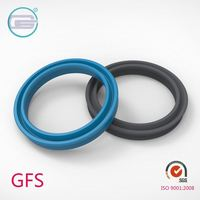 pneumatic cylinder piston seal PU hydraulic seal for high presses