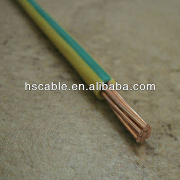 12 Awg 14 Awg Kabel Tw Thw Elektrischen Erdung 600v - Buy Product on ...