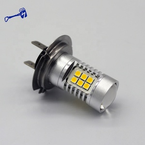 Zhongshan Led Lighting Factory Supply LED SMD 22W Auto Lighting System H4 Fog light