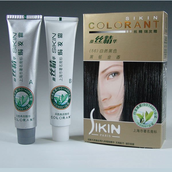 Sikin hair colorant