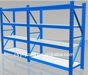 storage racks light/ middle/heavy shelf for shop home and warehouse