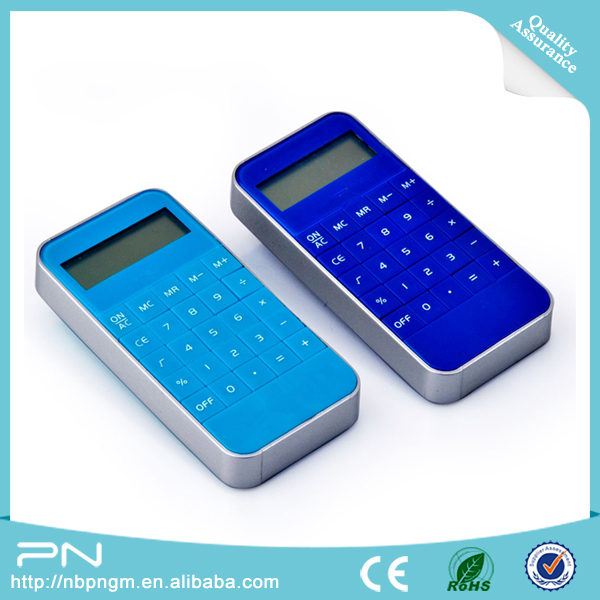 10 Digit Promotional Electronic Calculator, Cell Phone Calculator