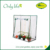 Onlylife PVC durable garden mobile grow tent mini greenhouse