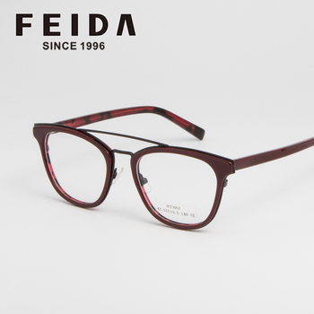 be44e5e25f70 China Factory Price New Style Cool Naked Optical frame Prescription Acetate  2018 Spectacle Frame Glasses