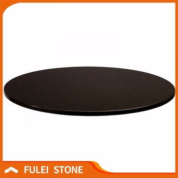 Lowes Pre Cut Round Absolute Black Granite Top Dining Coffee Table