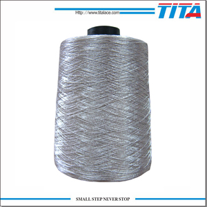 150d/2 top polyester embroidery thread for making african lace