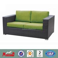 cheap outdoor wicker furniture rattan sofa china