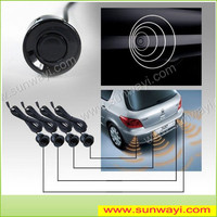 New Wireless Car Reverse Camera And Parking Sensor System With Led ...