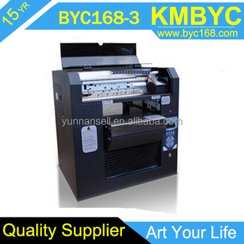 bf1fd4bda A3 size 6 color digital t-shirt printing machine with white ink, high  resolution