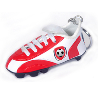 Sports gym soccer ball club sneaker key ring keychain, PU PVC jersey badge football basketball shoe key chain keyring pendants