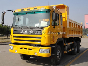 Best Quality 6x4 Diesel JAC Dump Truck/TIPPER with LOW PRICE