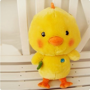Hot Sale Super 1pc 40cm The Cute Yellow Chicks Parent Child Super