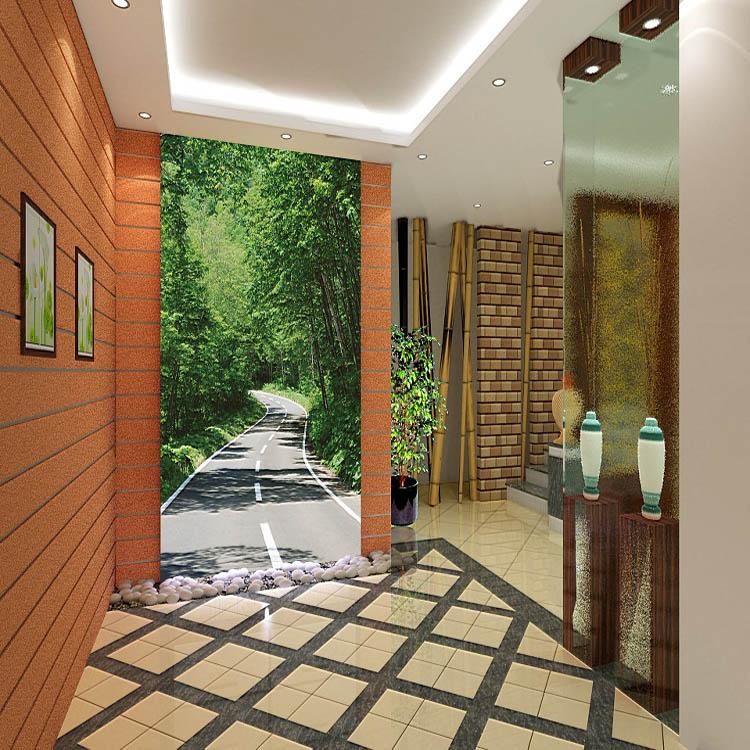 Tatlı Ve özel Duvar Kanepe Arka Plan Ev 3d Iloilo şehir Duvar Kağıdı
