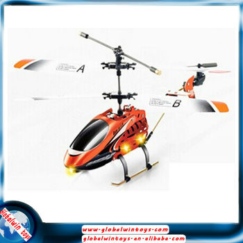 Remote control helicopter controlled by iphone