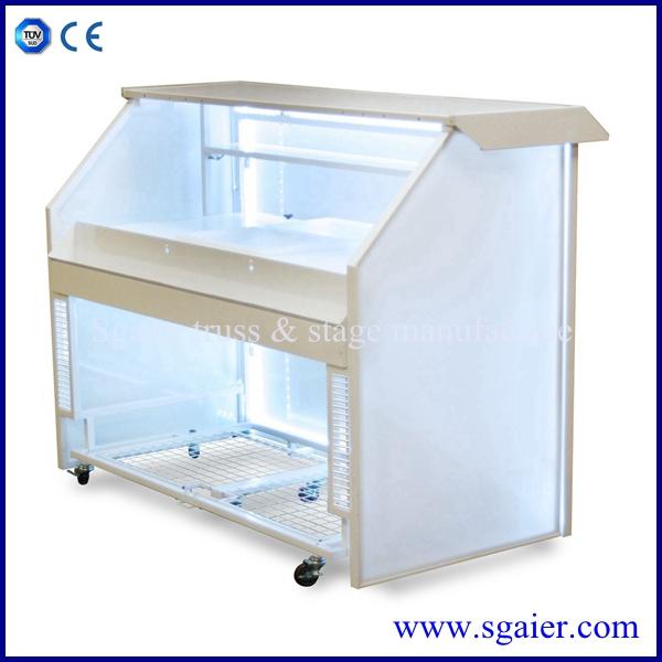 hot selling folding portable bar counter design with wheels - buy, Gartenarbeit ideen