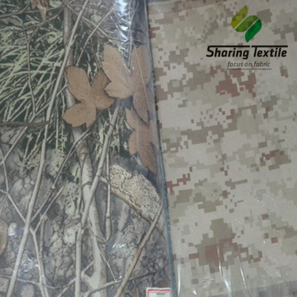 Manufacture Directly Polyester Military Camouflage Fabric/Army Camouflage Printing Fabric/Military Army Printing Fabric