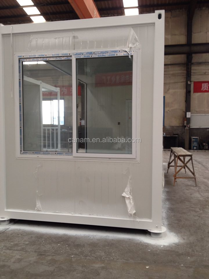 20 ft anti-earthquake container house