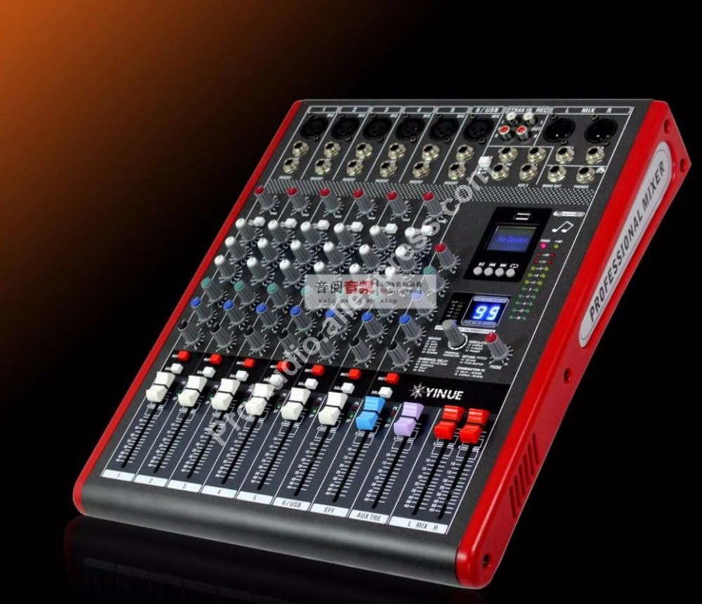 popular studio audio mixer buy cheap studio audio mixer lots from china studio audio mixer. Black Bedroom Furniture Sets. Home Design Ideas