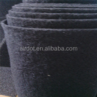 Three Layer Activated Carbon Filter Media Roll