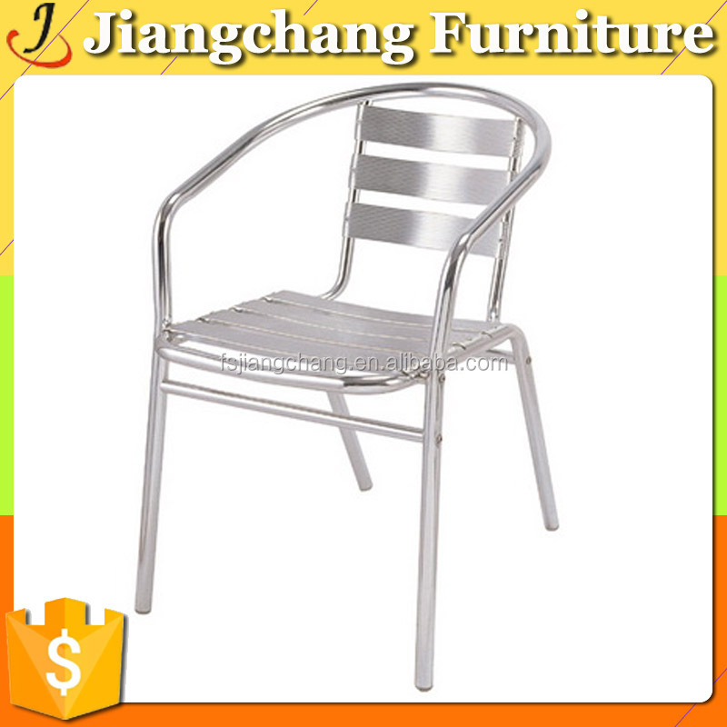 Good Quality Outdoor Aluminum Chair On Sale JC-SC02
