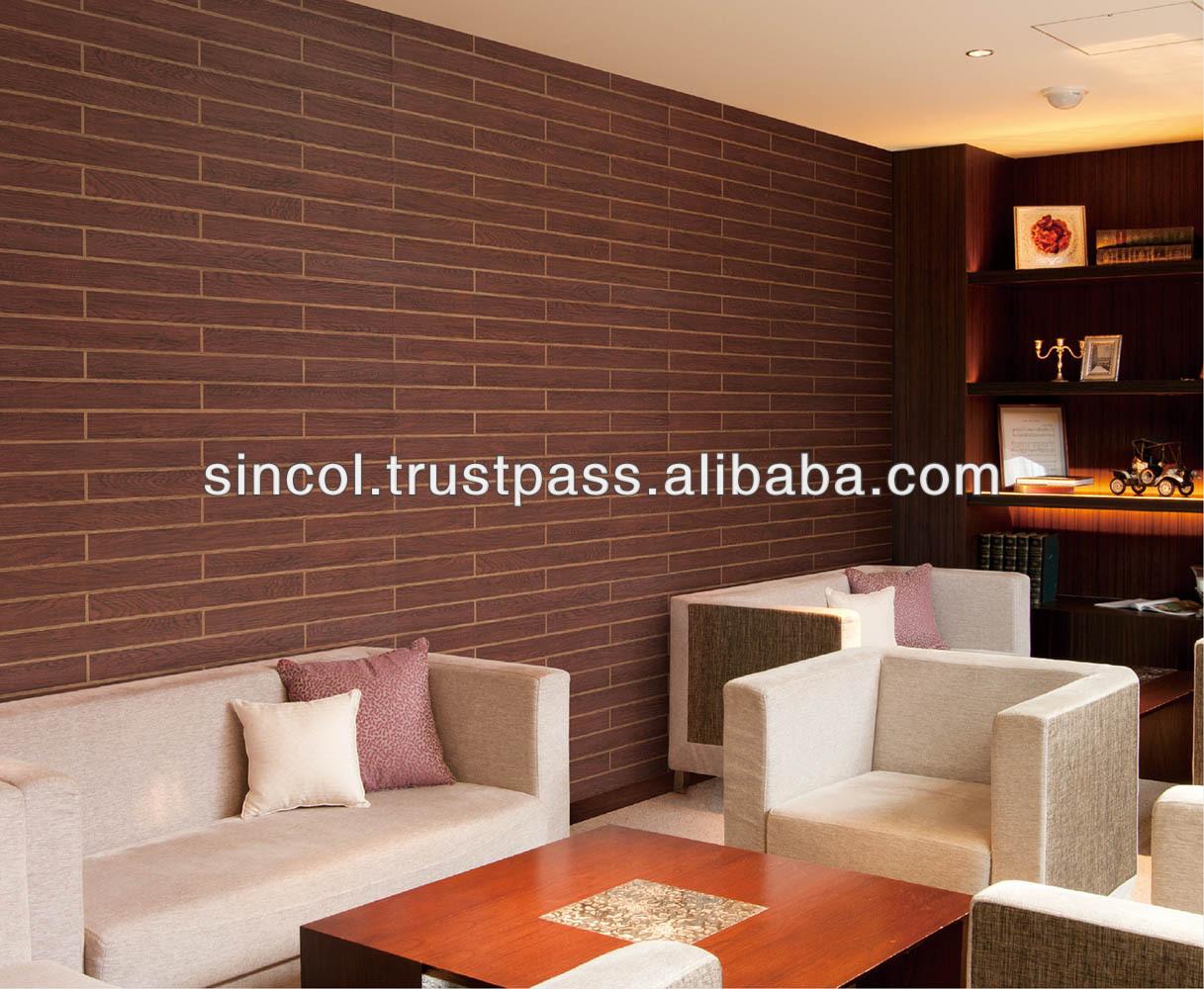 Winkel interieur muur ontwerp gemaakt in japan door sincol behang ...