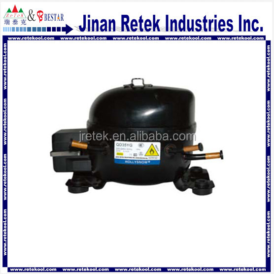 R134a water cooler compressor