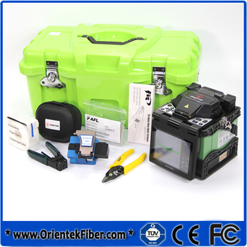 Fusion Splicer Manufacturer Orientek Fiber Splicing Machine / With ...