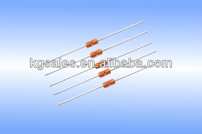 ntc 5k 10k 50k 100k diode type glass thermistor