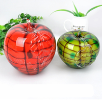 100 wholesale clear hand blown glass christmas ball ornaments