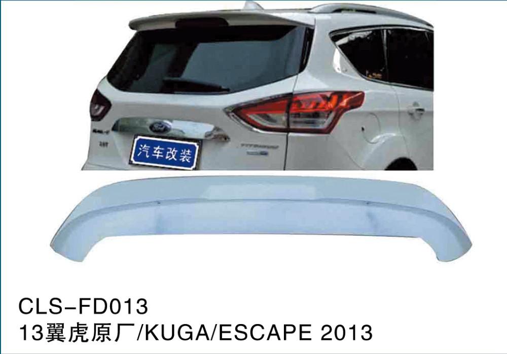 fd013 abs autodachheckspoiler f r kugae escape 2013 buy. Black Bedroom Furniture Sets. Home Design Ideas