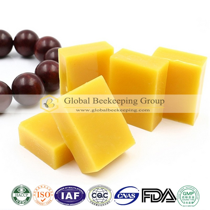 ORGANIC Filtered Natural Cosmetic Grade Candle Beeswax