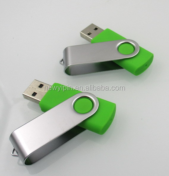 High Quality 2 / 4 / 8 / 16 / 32 GB Plastic USB Flash Drive / USB Memory Stick