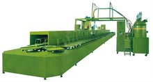 Proprietary product / automatic & cost Savings PU foaming machine production line