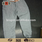 produce low price boy grey cotton pants