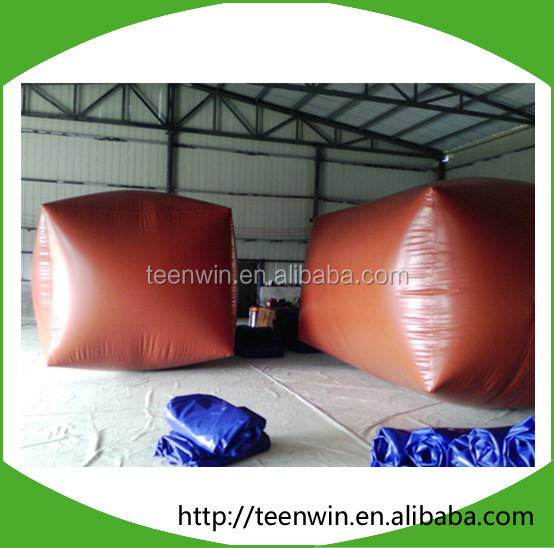 Teenwin 100M3 durable biogas storage bag for gas holding