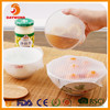 High Quality Silicone Wrap Food Fresh Keeping Cling Wrap Stretch Reusable Functional Kitchen Tools Silicone Wraps